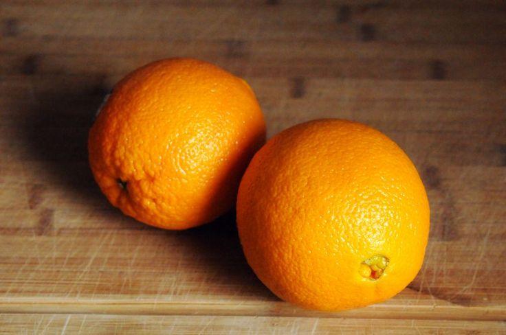 Homemade Orange Juice Recipe