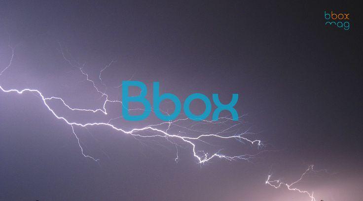 Alerte orage, protégez votre Bbox
