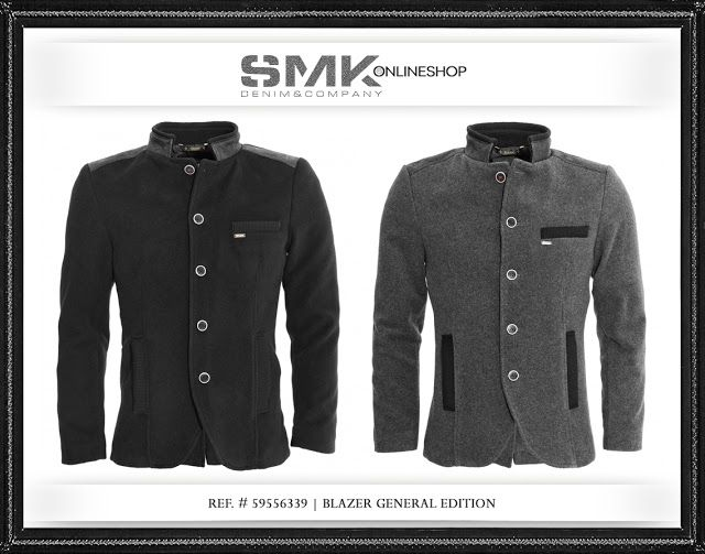 SMK DENIM&Co. | BLAZER GENERAL EDITION