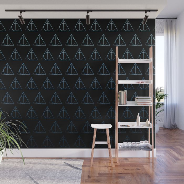 Buy One Powerful Wizard Wall Mural by scardesign. #Geek #PopCulture Fans will Love this in theri room! #fandom #homedecor #geeks #nerd #harry  #fantasy #movies #cinema #happy #witch #wizard #gifts #online #shopping #kids #fandom #symbol #society6 #wallmural #39 #cool #awesome #home #giftsforhim #giftsforher #teen