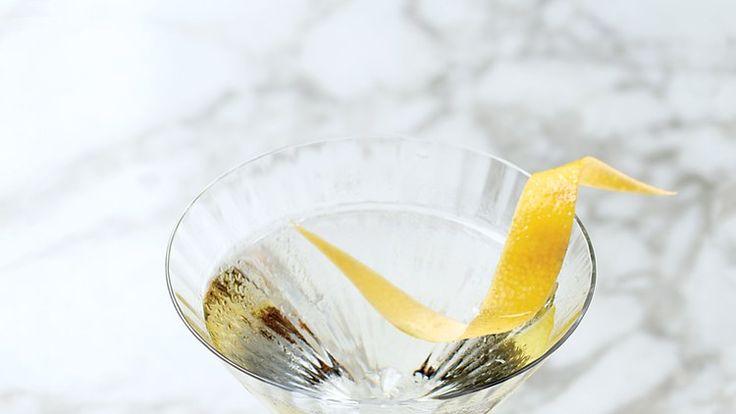 Vesper Recipe via Bon Appetit