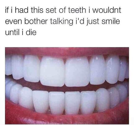 46 best beautiful smiles images on pinterest dental care dental my teeth are like this and i have dimples i smile at myself every time i pass a mirror solutioingenieria Choice Image