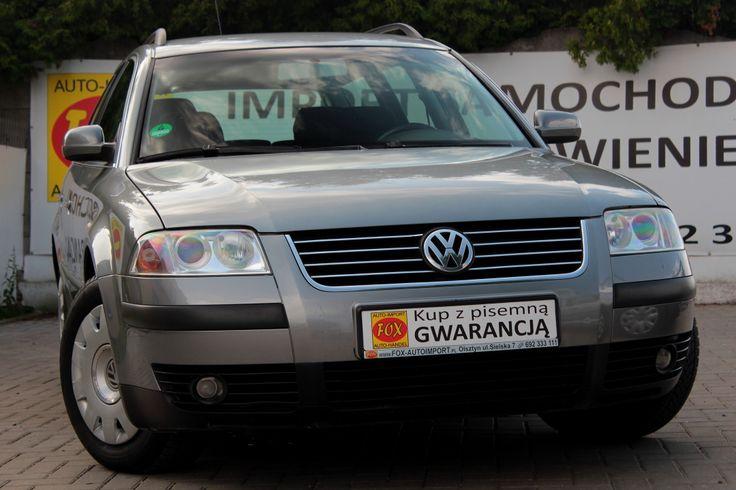Volkswagen Passat B5 FL 2.0 130KM
