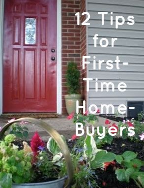 Tips for first time home buyers or stuff I wish I had known before we bought our house!