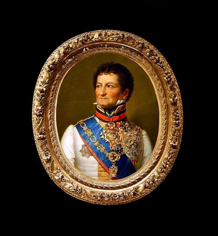 Jean Pierre Théodore, baron de Wacquant-Geozelles (1754-1844) musée légion…