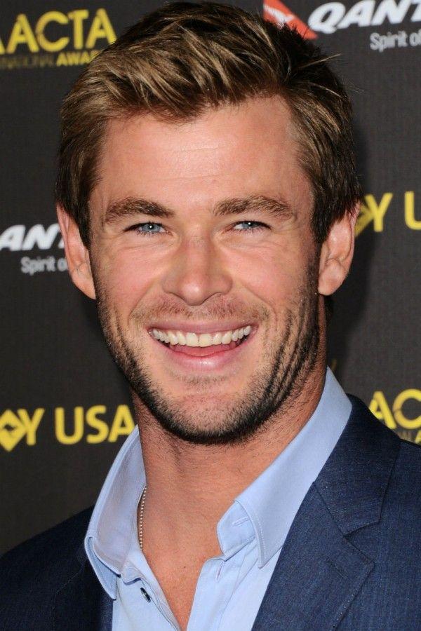 Chris Hemsworth - Sexy Men: InStyle's Celebrity Crumpet List