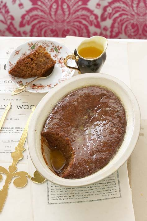 Egg-free bakes: Malva pudding