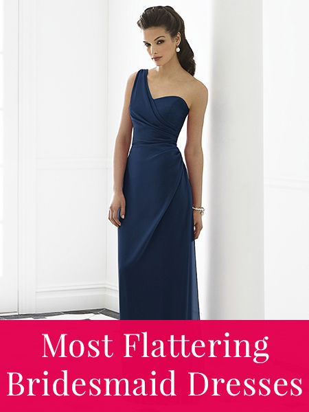 The most flattering bridesmaid dresses for all body types.