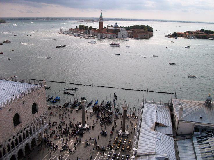 Wenecja z Campanilli.  Nowe warianty wycieczek do Włoch. http://allora-bt.pl