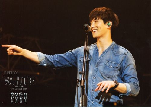 "CNBLUE Official Photo Store 'SPRING LIVE 2015 ""WHITE"""