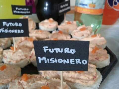 Futuro misionero