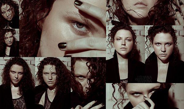 Make Up by Lelyana Markina