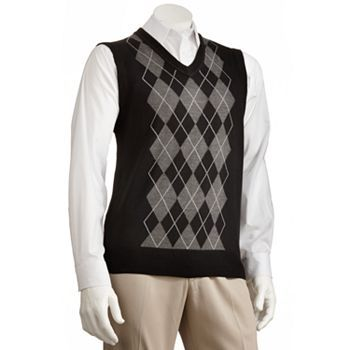 Dockers Argyle Sweater Vest - Men http://www.kohls.com/product/prd ...