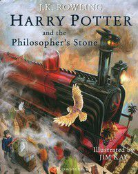 Harry Potter 1: and the philosopher's stone illustrated