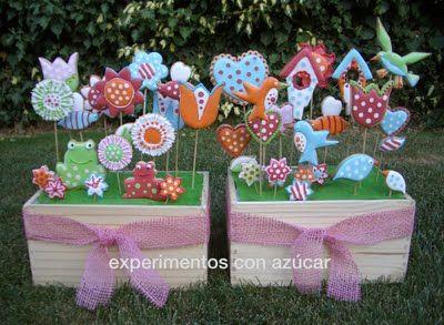 Experimentos con azúcar: julio 2011