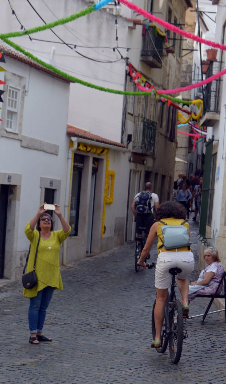 Welcome to Lisbon Bike Tour (Alfama)