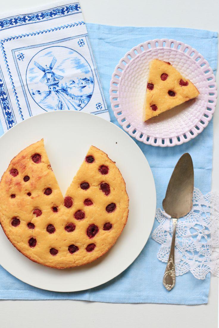 Raspberry-and-Lemon-Skillet-cake