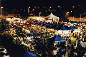 night it up! An amazing night market in Markham