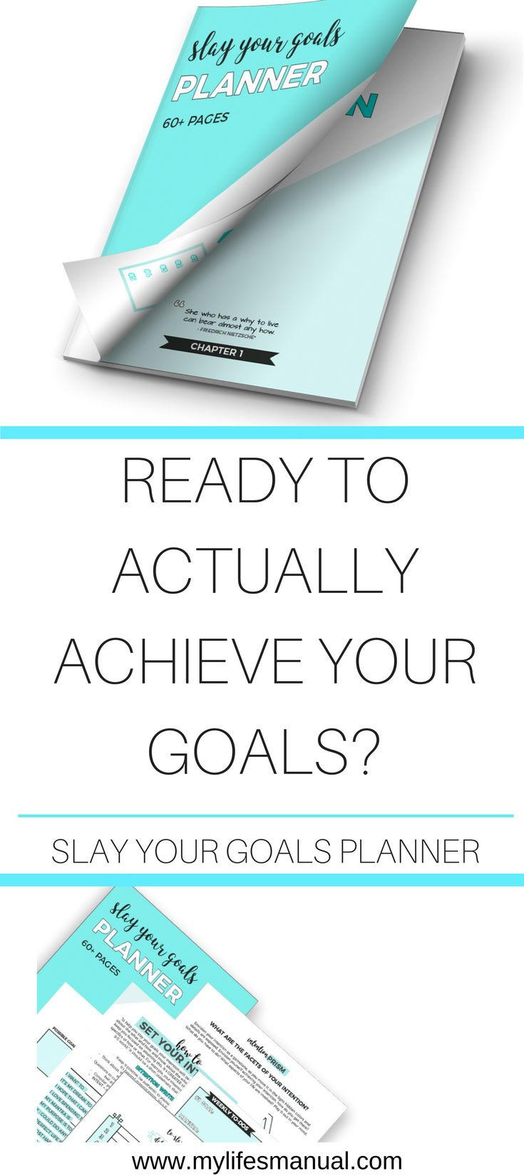 how to set goals and achieve them book