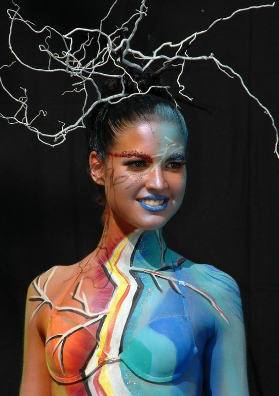 62 best Body art images on Pinterest | Body paintings, Photography ...