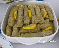 denenmiş resimli yemek tarifleri: Zeytinyağlı Lahana Sarması Tarifi