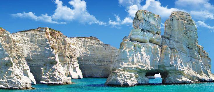 Sifnos e Milos: ilhas gregas fora do eixo