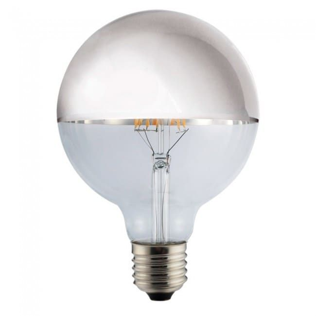 Bulb Led Decorative Globe Mirror 8w Cristalrecord Wonderlamp Shop Bulb Globe Decor Led Bulb