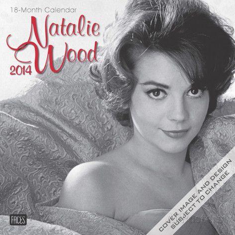 Natalie Wood - 2014 Calendar Calendars at AllPosters.com