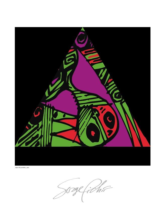 Serge Pichii   Drawings: Mummies I