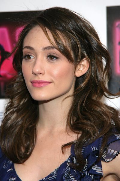 Emmy Rossum, this is my Ana