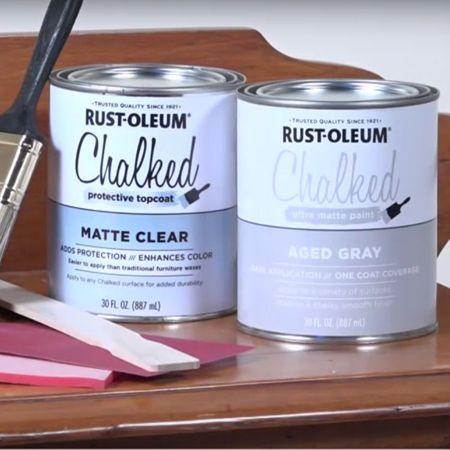 Rust Oleum Chalked Provides An Ultra Matte Finish Decor Pinterest Crafts Home And Painted
