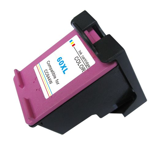 Remanufactured ink cartridge Hp60