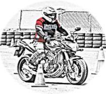 ¿Qué haces en las curvas con tu moto?   @PoluxCriville #ConduccionSegura