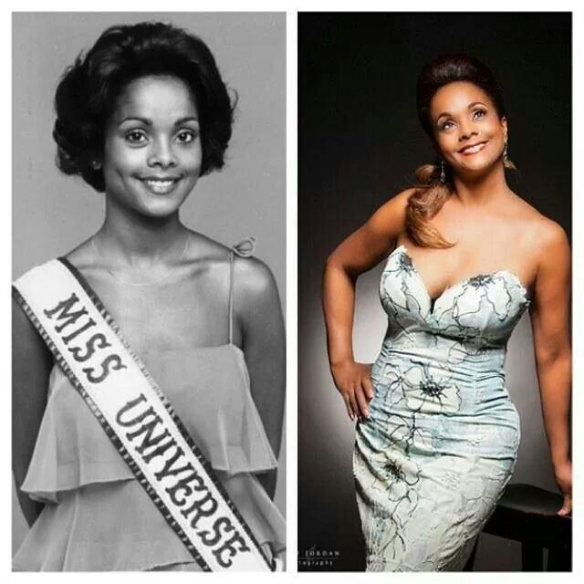 The FIRST Black Miss Universe Janelle Penny Commissiong (born June 15, 1953) is a Trinidadian beauty queen. She came to the United States at the age of 13, and returned to Trinidad and Tobago ten years later. After winning the Miss Trinidad and Tobago title, she went on to be crowned Miss Universe 1977 in Santo Domingo, Dominican Republic.