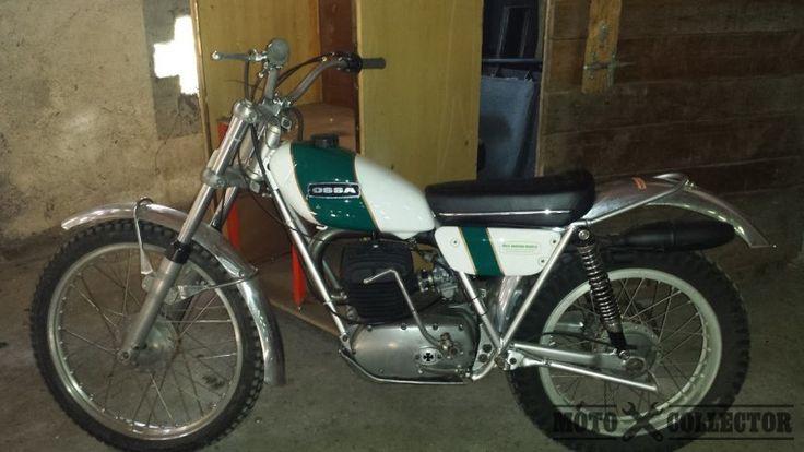 moto trial vintage ossa mar 250 1972 vendre sur motos occasion vendre sur. Black Bedroom Furniture Sets. Home Design Ideas