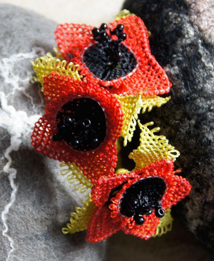 Oya-Bebilla-Turkish-Armenian-Mediterranean knotted needlelace - Needle Lace Talk
