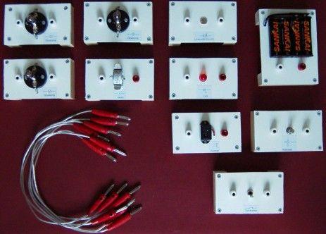 Techniek in het basisonderwijs - Lessen bovenbouw - Proefjes met elektriciteit