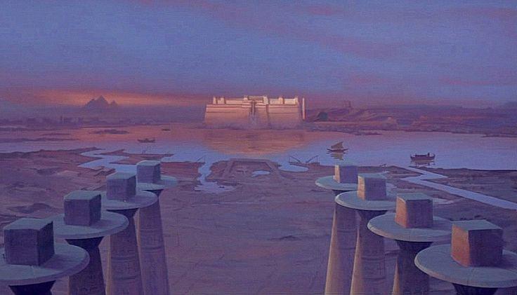 """м/ф  """"Принц Египта"""" (1998)"""