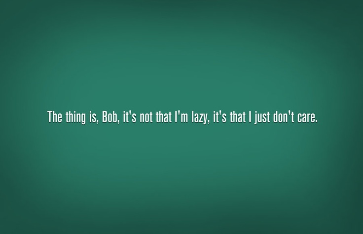 greatest quote ever from Office Space is now a desktop ...