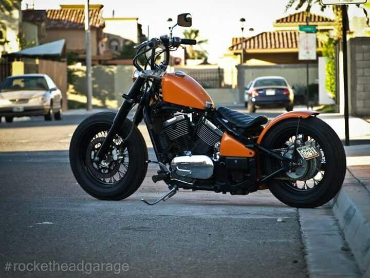 Vn 800 My Dream Garage Bobber Motorcycle Chopper Bike Bobber Bikes