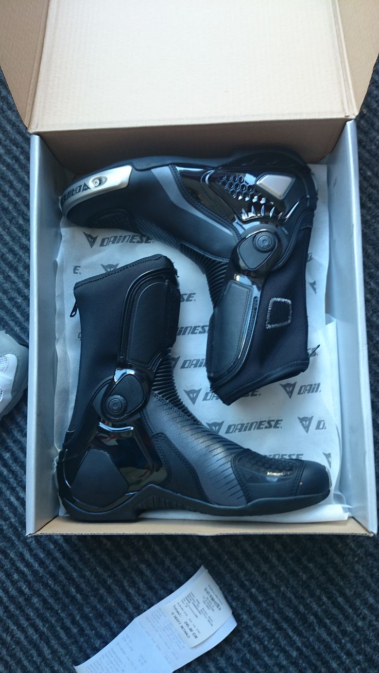 New Dainese Boots