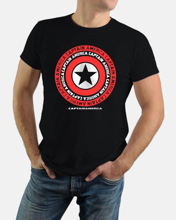 3c61cebb7b60d Captain America T shirt Captain America logo Captain America face  Collection 2019 Summer Collection 2019 Summer T shirt 2019 New Collection  2019 Mens ...