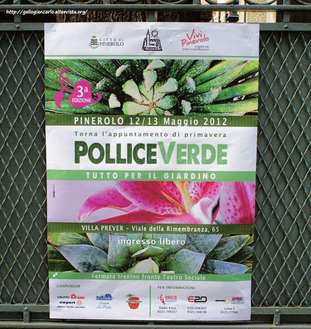 """fotografie e altro...: Villa Prever - evento """"PolliceVerde"""" 2012 (1^ part..."""