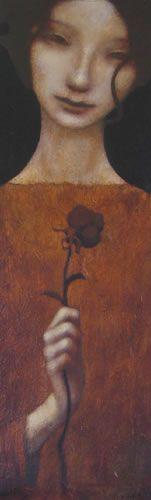 Nicoletta Tomas 1963 | Spanish Figurative painter/>