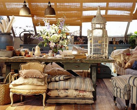 Ralph Lauren Home Le Marais Collection French Country Style Shabby chic