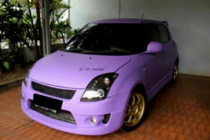Purple swift