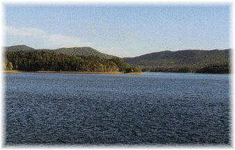 Carvins cove natural reserve 12 700 acres in botetourt for Carvins cove fishing