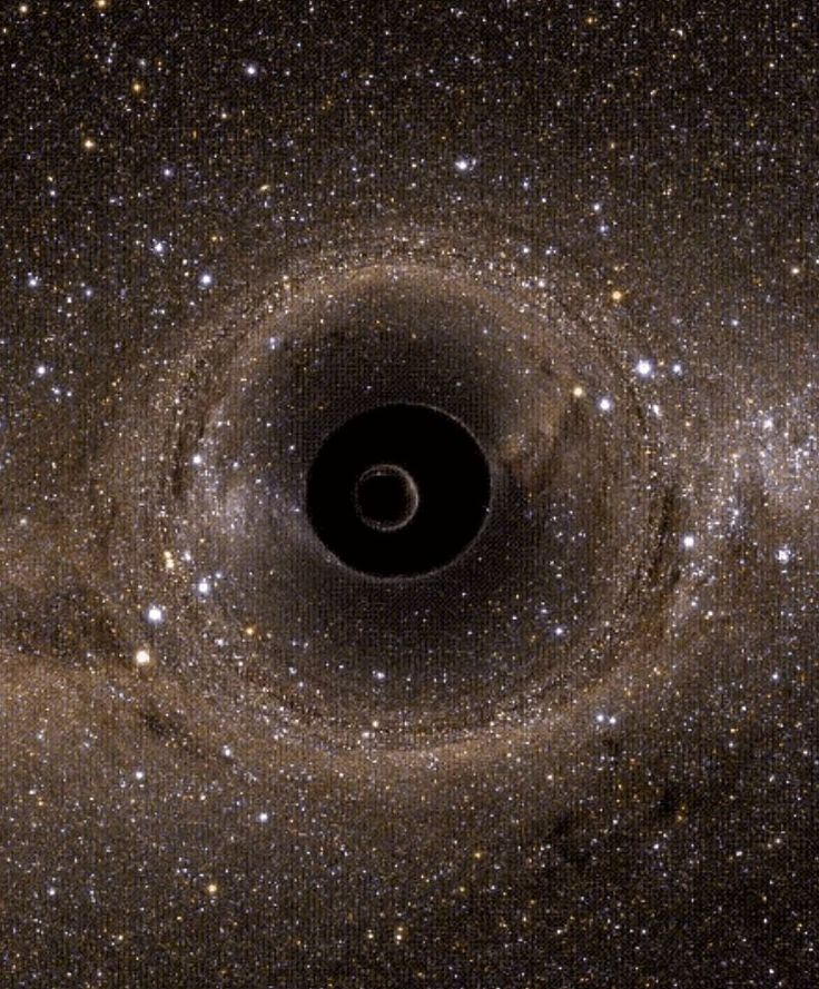 miss black hole porn