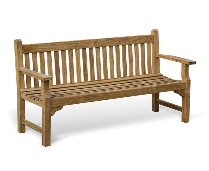 Taverners Teak Bench 1.8m