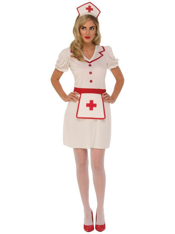 7a6693aa58b91 Check out Nurse Costume for Women - Womens Costumes for 2018 | Wholesale Halloween  Costumes from Wholesale Halloween Costumes